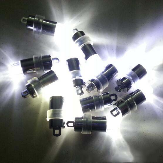 10 Pezzi/lottp Buona Qualità Piccola Batteria Operated Mini LED Del Partito Della Luce Per Gli Eventi della Festa Nuziale Palloncino Floreale LigBalloon Luce