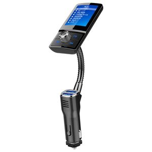 CDEN 7-язычный Автомобильный mp3 цветной экран 1,8 дюймов музыкальный плеер Bluetooth приемник fm-передатчик QC3.0 быстрая зарядка автомобильное зарядн...