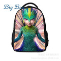3D printed mochila infantil menino bookbag cute school kids rise of the guardians school bag for baby