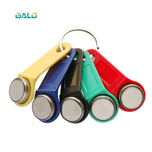 GALO 100 sztuk/partia TM wielokrotnego zapisu RFID Touch klucz pamięci RW1990 iButton do kopiowania, Sauna tag klucza tagi llaveros llavero naklejki token