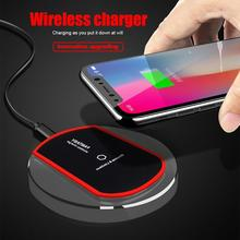 ФОТО ShangKe Wireless Charging Dock Fast Charge  Samsung S8  S6 Edge Wireless Charger  iPhone 8  X Mobile Phone Charge