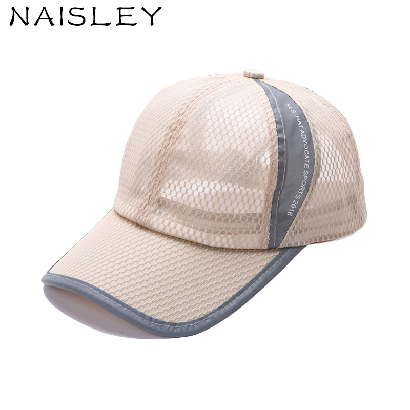 NAISLEY 6 Color Fashion Baseball Cap Fashion Men Bone Snapback Men Hat WomenS Hat Golf Man Sport Cap Hockey Caps Style Cap Gift