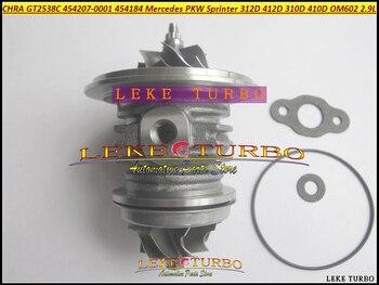 Cartouche TURBO CHRA GT2538C 454207-454207 S | Livraison gratuite, pour Mercedes Benz Sprinter 212D 312D 412D 210D 310D 410D OM602 2.9L