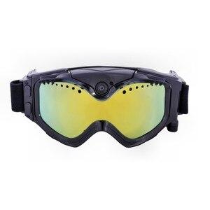 720P HD Ski-Sunglass Goggles S