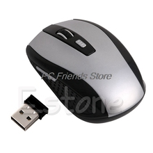 Wireless Mouse Portable 2.4Ghz Optical Gaming Mouse Gamer Mice For PC Laptop Computer Pro Gamer Minimum Price-PC Friend
