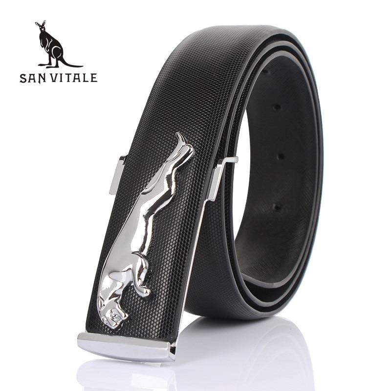 2016 Men belt Luxury brand leather belt for men genuine leather Belt casual strap fashion designer