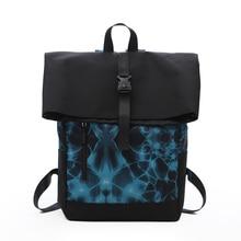 купить Women Men Male Nylon Backpack College Student School Backpack Bags for Teenagers Casual Rucksack Travel Daypack Female Mochilas дешево