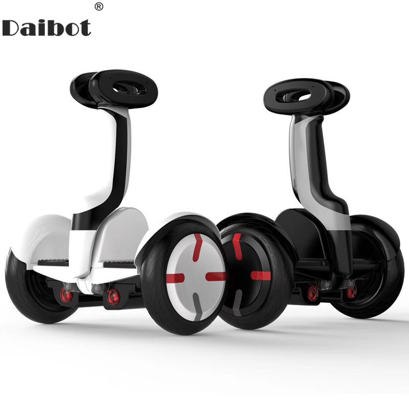 Daibot Smart Electric Scooter 10 Inch 2 Wheel Self Balancing Scooters With APP/Bluetooth Speaker Protable Oxboard Hoverboard