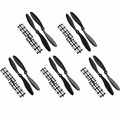 5 Pairs/1045 1045R 6030 6030R 8045 8045R 9045 9045R Prop CW CCW Propeller For 550 FPV Multi-Copter RC QuadCopter APC Promotion