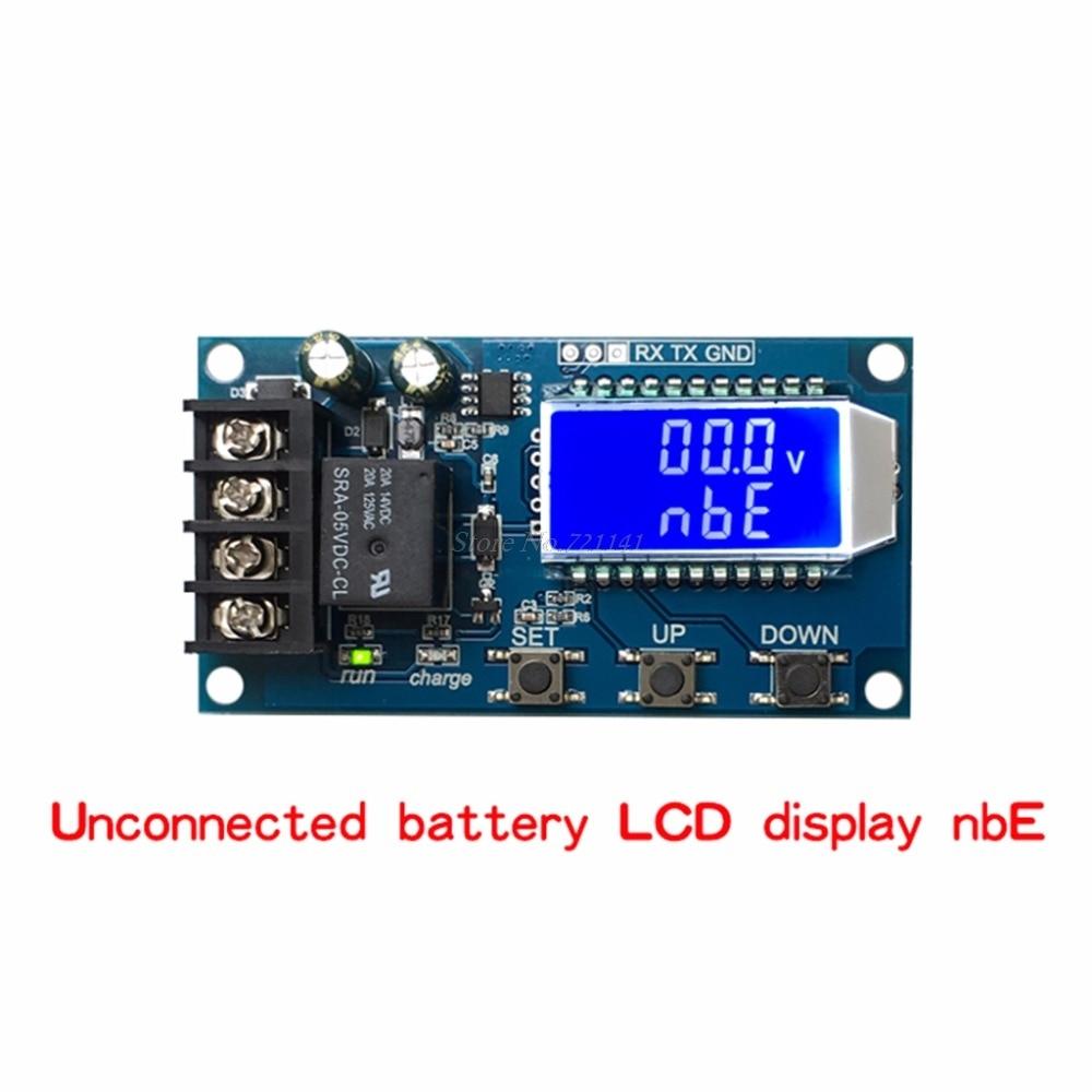 /én Commutateur dalimentation automatique du chargeur de carte de module de contr/ôle de charge de batterie au lithium 6-60V 10A pour g/én/érateurs de voiture Module de contr/ôleur de charge de batterie