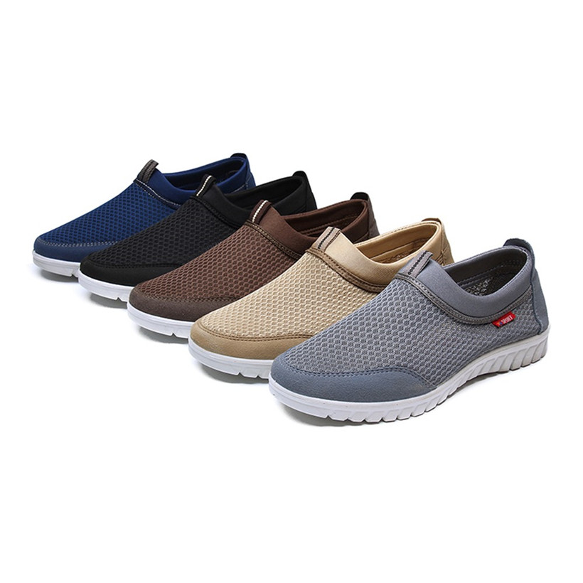 2018 Lightweight Walking Shoes For Men Hard-Wearing Non-slip Mesh Man Sneakers Breathable Lace up Sneakers Dropshipping 09112018 Lightweight Walking Shoes For Men Hard-Wearing Non-slip Mesh Man Sneakers Breathable Lace up Sneakers Dropshipping 0911