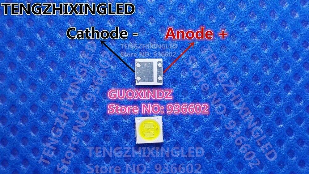 Lextar LED Backlight High Power LED 1 8W 3030 6V Cool white 150 187LM PT30W45 V1