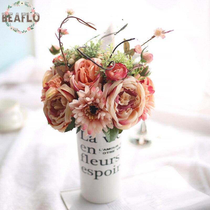 marguerite bouquet de mariage-achetez des lots à petit prix