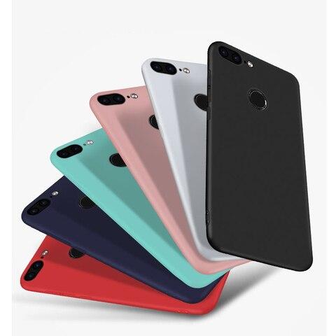 For Xiaomi Mi 8 Lite Cases Ksiomi Xiomi Mi8 Lite Cover Back Silicone Soft Ultra Thin Matte Xaomi Mi8 Lite case Pakistan