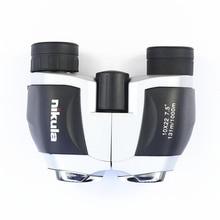 Free Shipping High Quality Brand New Mini Portable 10x22 Fixed Focus Optical font b Binocular b