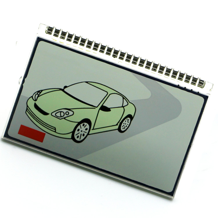Hot sale M5 Lcd display for Scher khan Magicar 5 lcd Remote Two Way Car Alarm