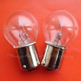 NOVINKA Miniaturní světlo 6V12W Bajonet BA15D průměr žárovky: 18mm Brinellův měřič tvrdosti žárovky mikroskopické žárovky A668-3 10ks