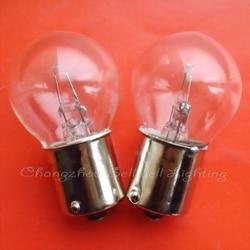 NEW!Minature light 6V12W Bayonet BA15D bulb diameter: 18mm Brinell hardness meter bulbs microscope bulbs A668-3 10pcs