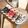 2016 осенью и зимой детская shoes Корейской сгущение хлопок shoes children' s casual shoes children shoes