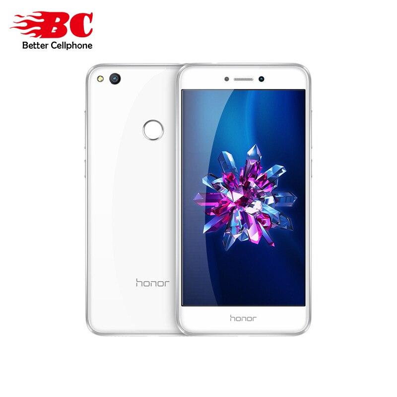 """Original New Huawei Honor 8 Lite 4GB RAM 64GB ROM Smartphone Kirin 655 Octa Core 5.2"""" 1920*1080P 12.0MP 3000mAh Fingerprint ID"""
