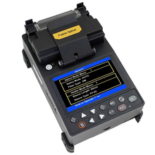 DHL free shipping Hand-held  Intelligent Optical Fiber Fusion Splicer FTTH Welding Machine GY115