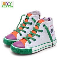 2016 Autumn Canvas Children Shoes For Girls Fashion Kids Sneakers Boyd Denim Kids Shoes Jeans Low
