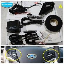 Для Geely Emgrand 7 EC7 EC715 EC718 Emgrand7, EC7-EV, EV, Автомобильный многофункциональный руль кнопки CD аудио, громкость, круиз