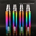 GS ego II batería arco iris 2200mm fit para Los Cigarrillos Electrónicos Atomizador ego batería de alta calidad