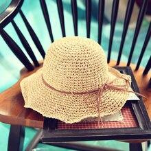 Tejido a mano rafia sombreros de Sol para las mujeres negro cinta de encaje  sombrero de paja de ala grande playa al aire libre d. e045b3cfad7