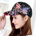 Tide Embroidered Baseball Cap female hat man hip hop cap street summer duck tongue couple street dance spring autumn fashion