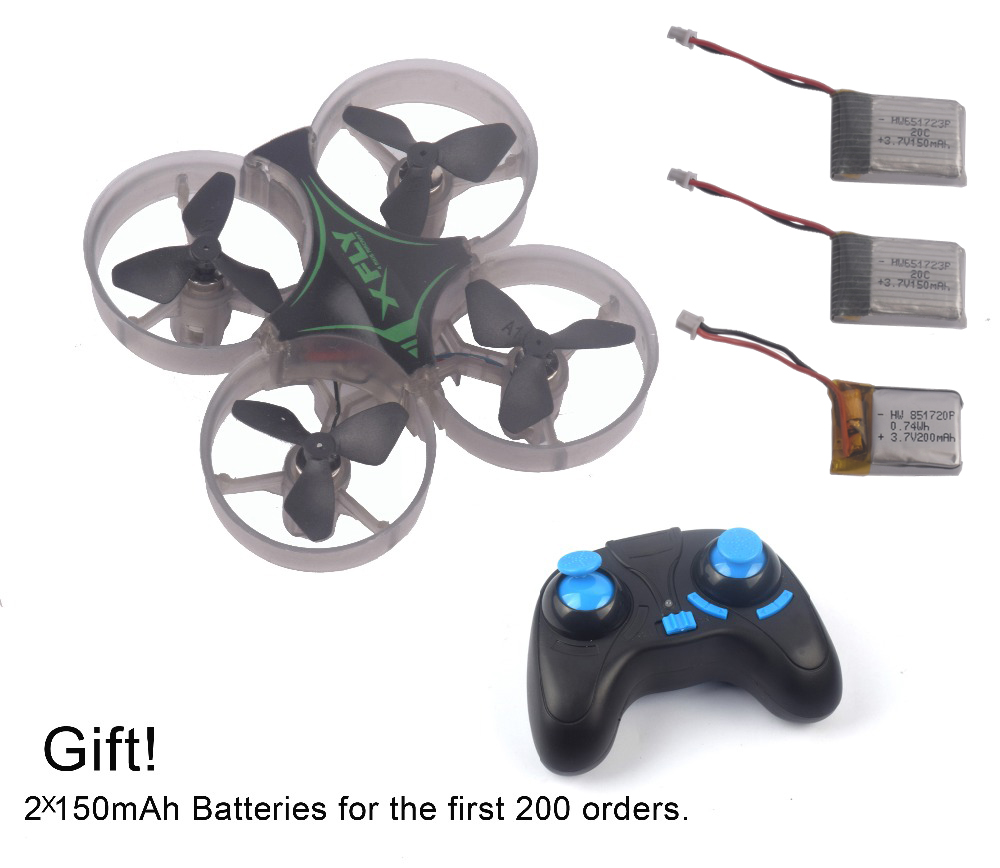 quadcopter Mini Ucutekids 3D