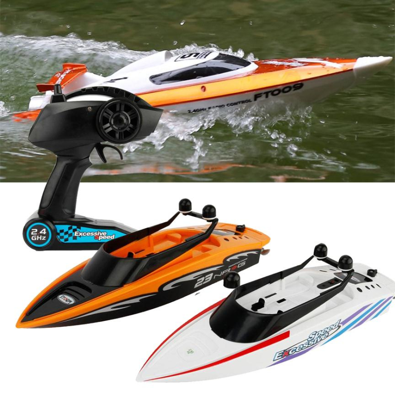 Mini Radio Control Electric rc Boat CH-3323 Create Toys Sea Wing strar high speed remote control boat RTR kid best gift vs H101 high quality high speed rc boat 13000 6ch mini radio control simulation series rc nuclear racing submarine model kids best gifts
