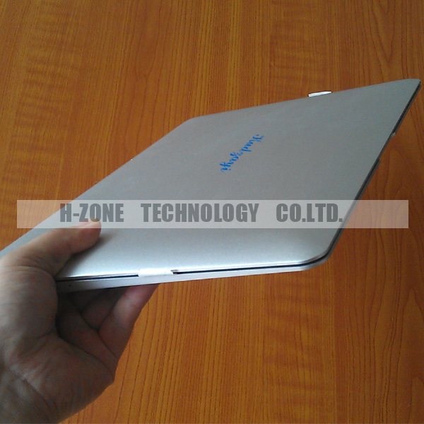 13.3 Inch Ultra Thin Aluminium Metal i5 Laptop With Intel Core i5-3317U Dual-core 1.86Ghz CPU 8G RAM 128G SSD WIFI HDMI 8400mAh