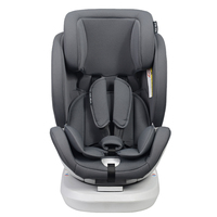 Baby child safety seat 360 rotating child baby seat safety seat ISOFIX interface car 0 12 years old can sit and lie