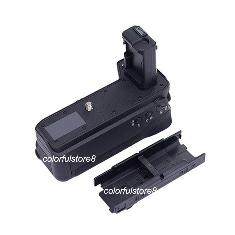 Battery Hand Handle Grip Holder Pack Vertical Shutter For Sony Alpha A7II A7 II A72 A7M A7M2 A7MII A7R2 A7RII as VG-C2EM VGC2EM
