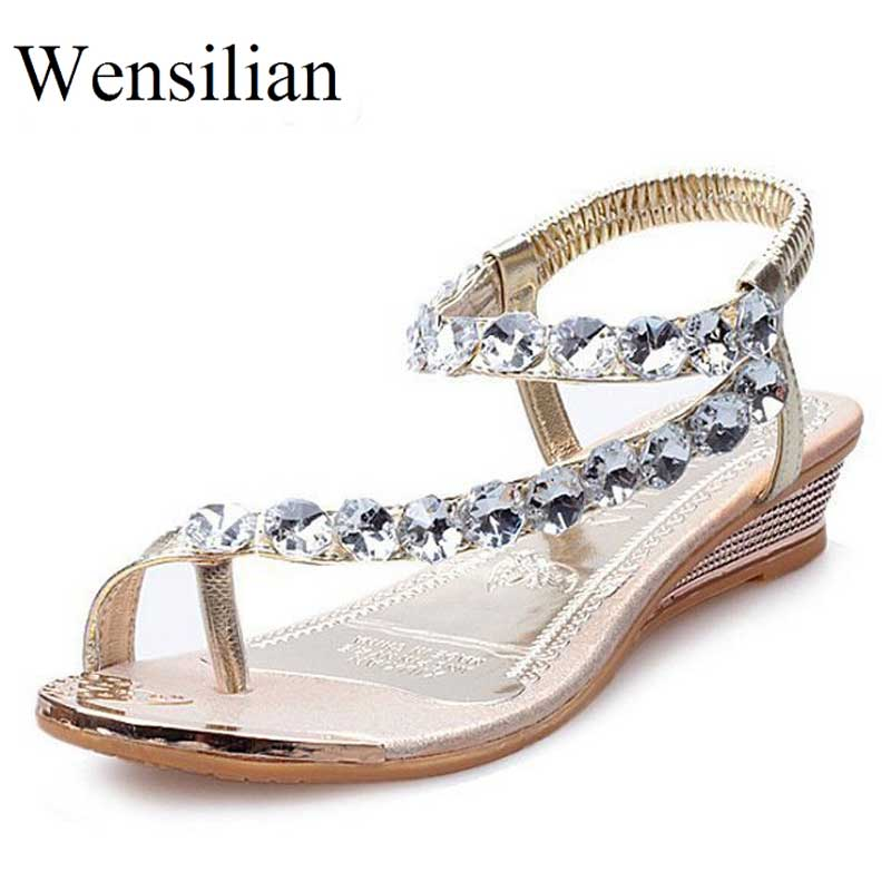 Designer Summer Sandals Women Gladiator Slippers Flat Sandalias Mujer Sexy Ladies Shoes Flip Flops sandales femme 2018 nouveau Designer Summer Sandals Women Gladiator Slippers Flat Sandalias Mujer Sexy Ladies Shoes Flip Flops sandales femme 2018 nouveau