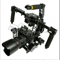 FPV 3 axis DSLR Brushless Gimbal Glass Fiber w/ DYS BGM5208-200 Motor & V2.4 AlexMos Control Board