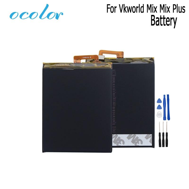 Ocolor для Vkworld смесь Mix плюс Батарея 2850 мАч замена аксессуар аккумуляторов для Vkworld смесь Mix плюс мобильный телефон + инструменты Аккумуляторы для мобильных телефонов      АлиЭкспресс