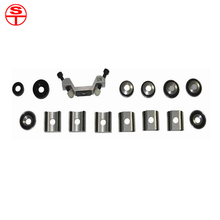 Discount! 12PCS Support Rings For Leeb Hardness Meter