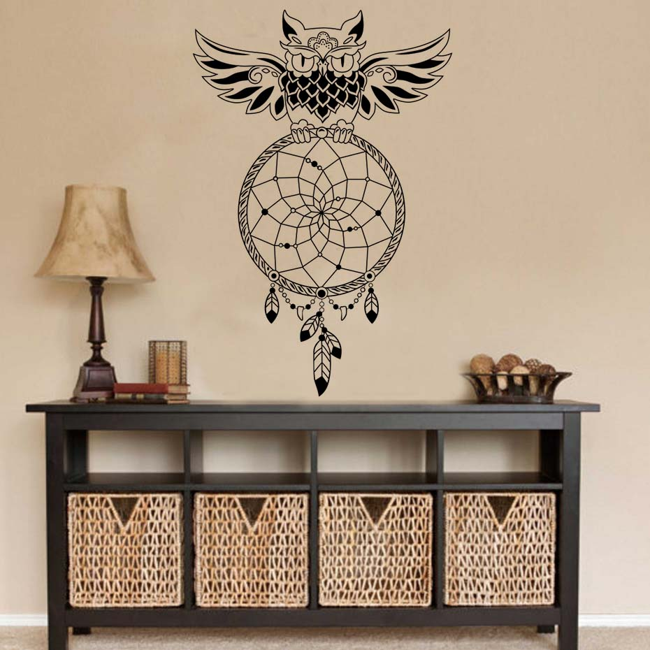 Online Buy Wholesale bohemian wall decals from China bohemian wall
