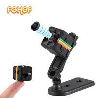 Multifunction SQ11 Mini Camera HD 1080P Camcorder Night Vision Mini Camera Aerial Sports Mini DV Voice