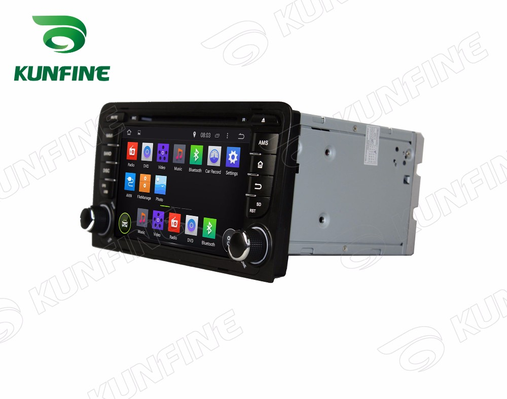 Car dvd GPS Navigation player for Audi A3 (2003-2011) 7 inch C