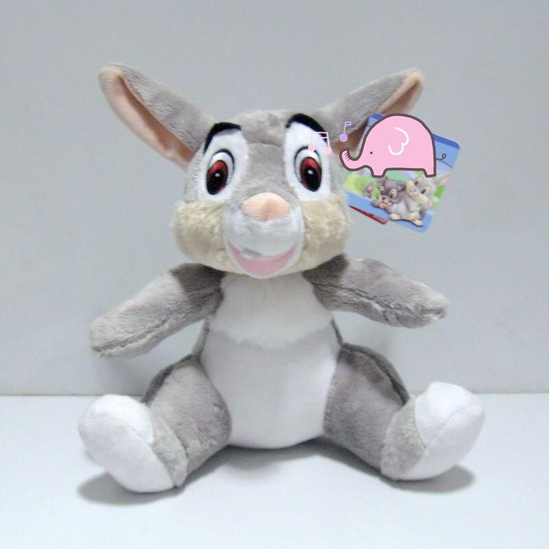 Оригинальный Бэмби thumper кролик симпатичные мягкие вещи животных плюшевые игрушки куклы день рождения детей подарок ребенку коллекция 28 см