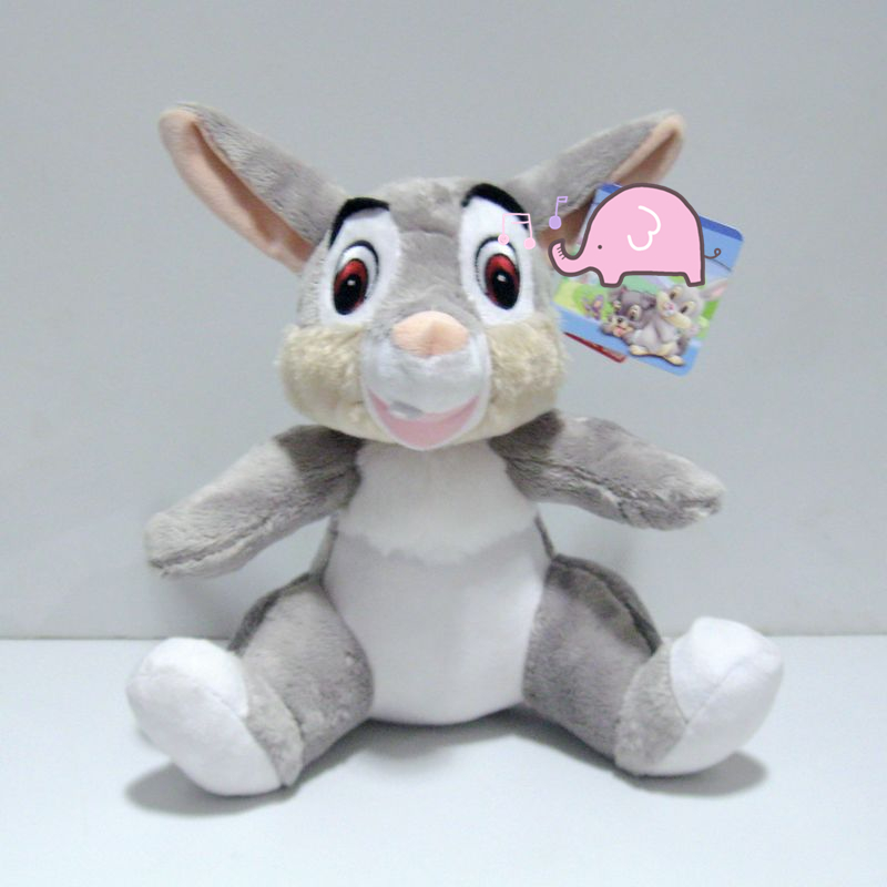 Original Bambi Thumper Rabbit Cute Soft Stuff Animal Plush Toy Doll Birthday Children Baby Gift Collection 28cm