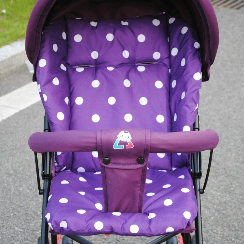 Silla de paseo de asiento de cochecito de bebé de bebé de colores - Actividad y equipamiento para niños - foto 4