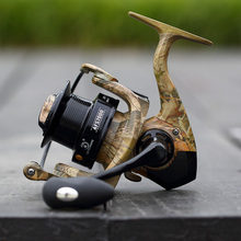 Metal Surf Casting Spinning Reel Long Shot Ocean Sea Distant Fishing Wheel Outdoor Spinning Wheel Fishing Tools Fish Reel(China)