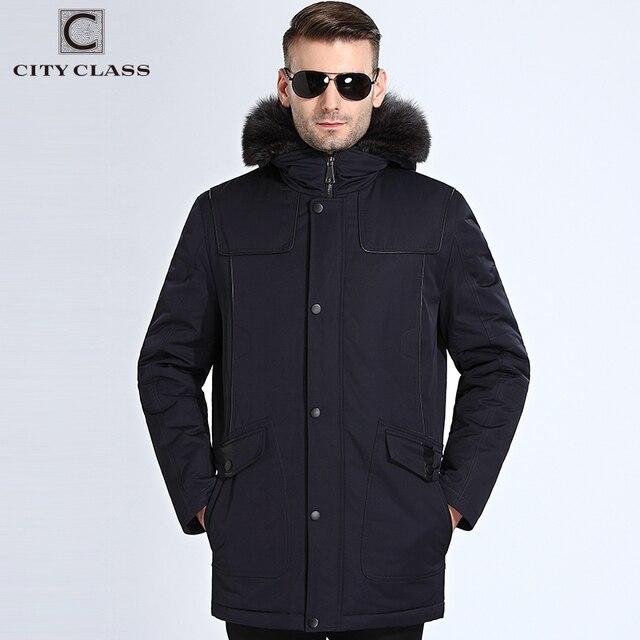 Город класса На зимнем меху куртка Для мужчин съемный енота капюшон Длинная парка Для мужчин s повседневные куртки и пальто хлопчатобумажная ткань верблюжья шерсть 17843