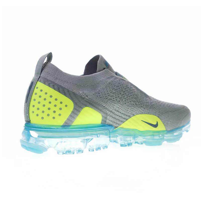 Оригинальный Nike Оригинальные кроссовки AIR VAPORMAX 2,0 FK мс мужские кроссовки Спорт на открытом воздухе хорошее качество прочный классический AH7006