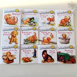 24 книги/Набор печенье серии акустика английский картинками я могу читать детская книга рано Educaction Карманный чтение книга