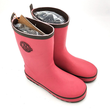 Rain Boots Kids for Girls Rain Boots Waterproof Baby Non-slip Rubber Water Shoes Children Rainboots four Seasons Removable цена